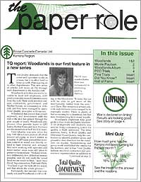 Paper Role Newsletter